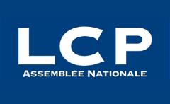 Logo de la chaine LCP